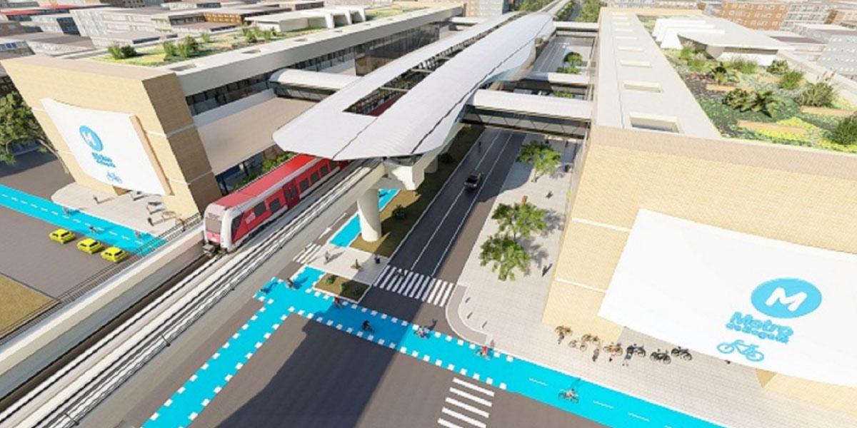 Por coronavirus suspenden compra de predios para construcción del Metro