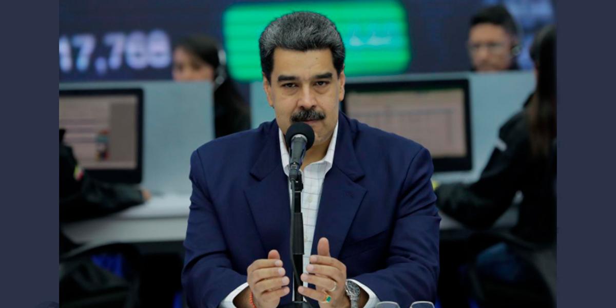 Nicolás Maduro asegura que está listo para restablecer relaciones con Colombia