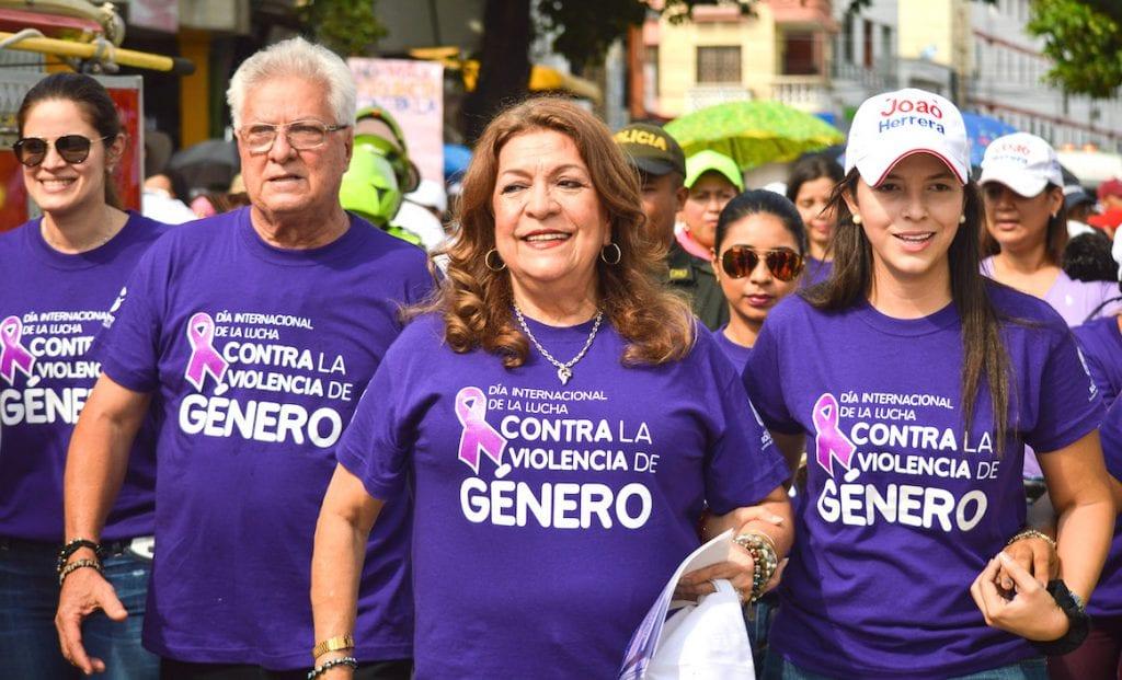 En Barranquilla convocan plantón contra la violencia a la mujer