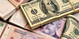 dólar pesos