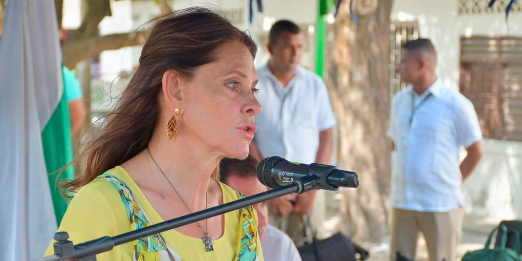 Vicepresidenta Ramírez Matarife