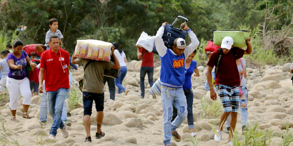 2 millones de migrantes Venezolanos suman en Colombia en este 2020