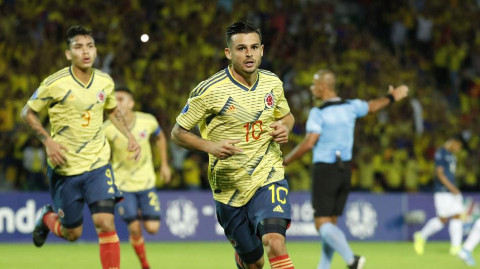 Lista la tabla del grupo A, luego del triunfo de Colombia frente a Ecuador