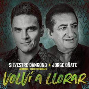 Silvestre Dangond presenta el videoclip de 'Volví a llorar', en compañía de Jorge Oñate