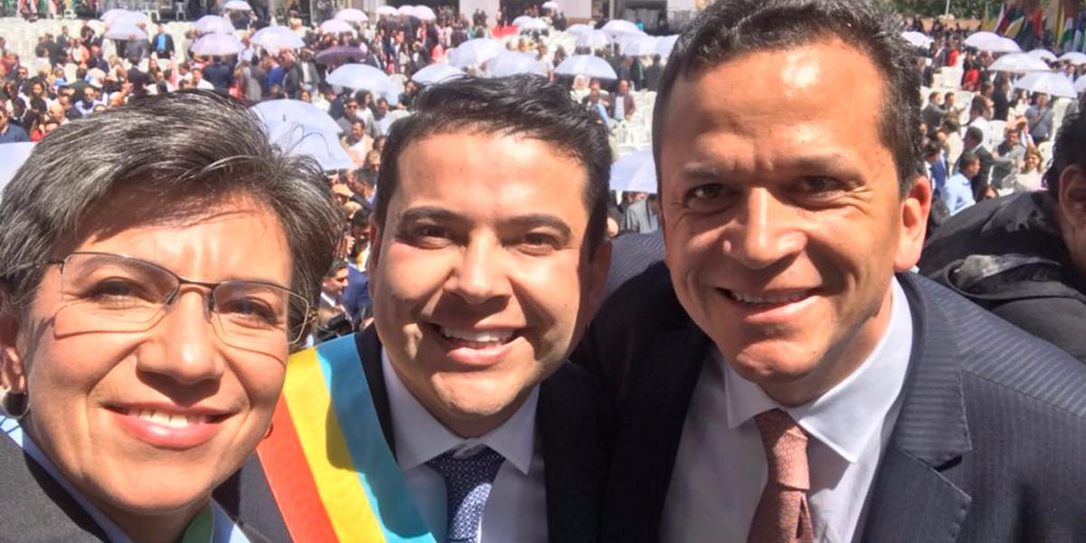 Alcalde de Soacha le pide a Claudia López 'más articulación y menos protagonismo'