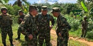 Ejército perfilamientos