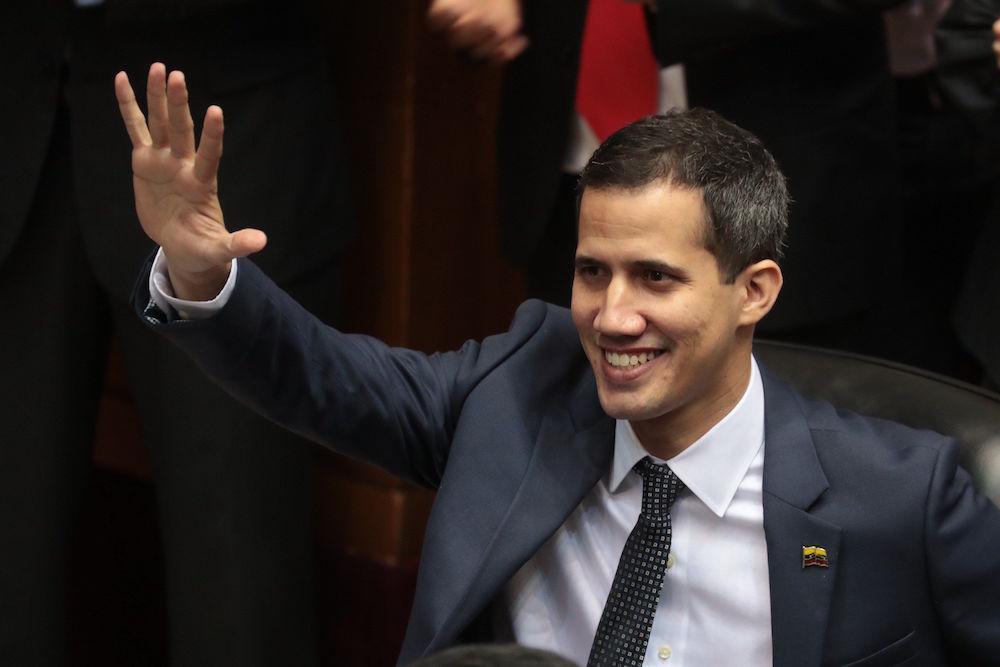 Fiscalía Venezuela Guaidó