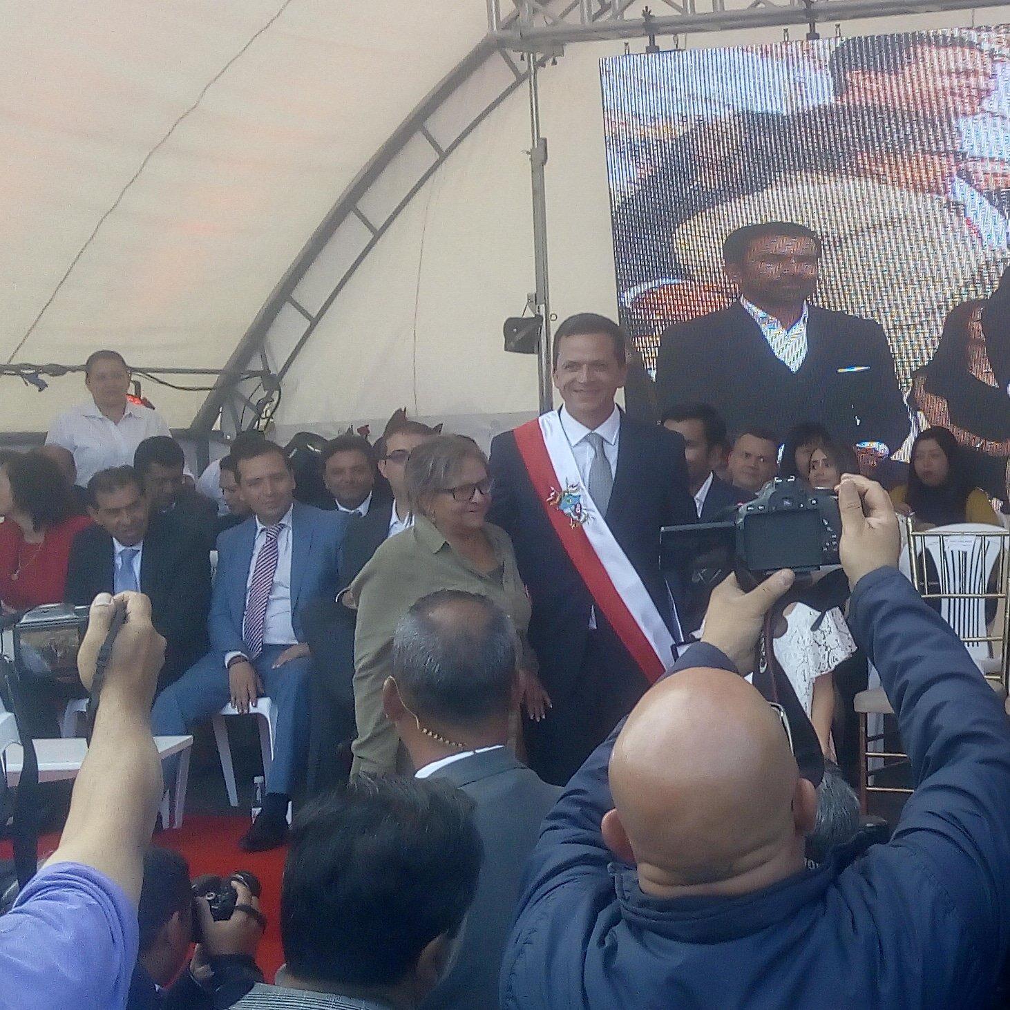 Juan Carlos Saldarriaga se posesiona como alcalde de Soacha