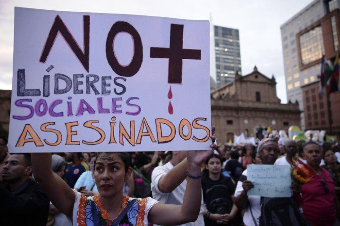 Desacuerdo entre el Gobierno y la ONU por nuevo informe de líderes sociales