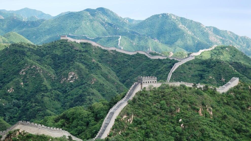 Cierran la Gran Muralla China para evitar contagios por coronavirus