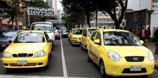 Taxis desinfección gratis