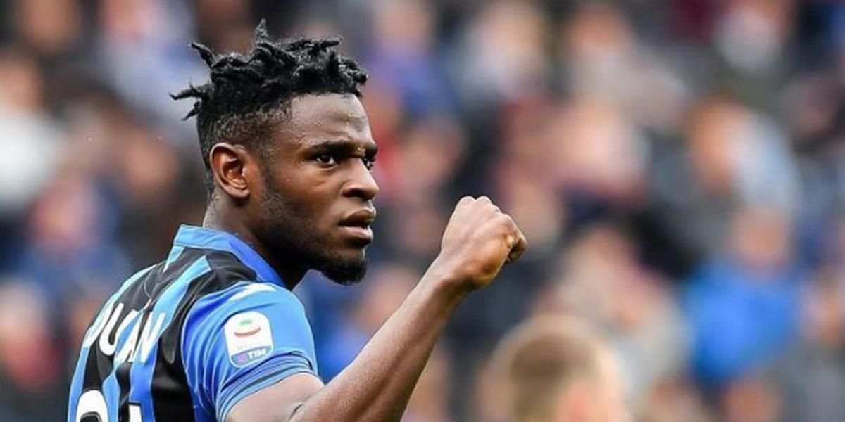 Zapata fue la figura en la goleada del Atalanta sobre Lecce