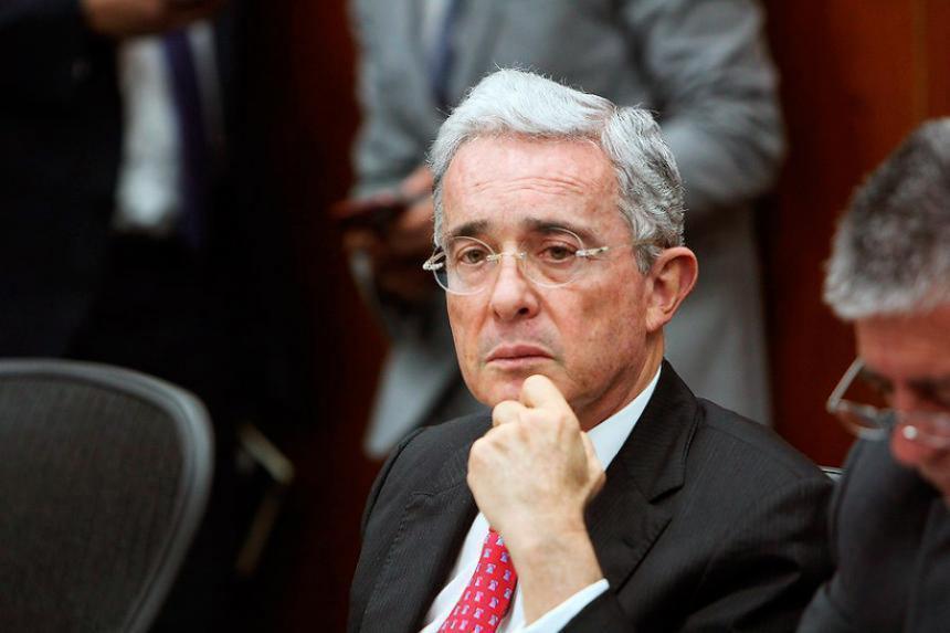 Uribe aboga por el exguerrillero del Eln 'Francisco Galán'