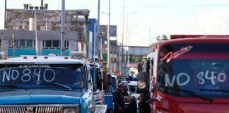 Camiones Soacha