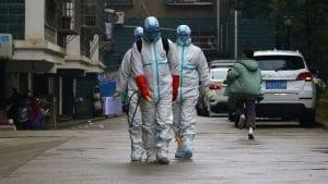 China reporta más de 1.700 médicos contagiados de coronavirus