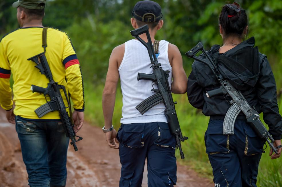"""¿Disidencias de las Farc se unirán al """"paro armado""""?"""
