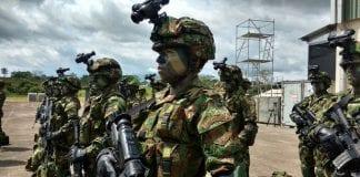 violencia sexual Ejército soldados