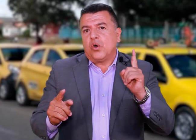 Hugo Ospina: Si Uber crea empresa me voy a trabajar con ellos