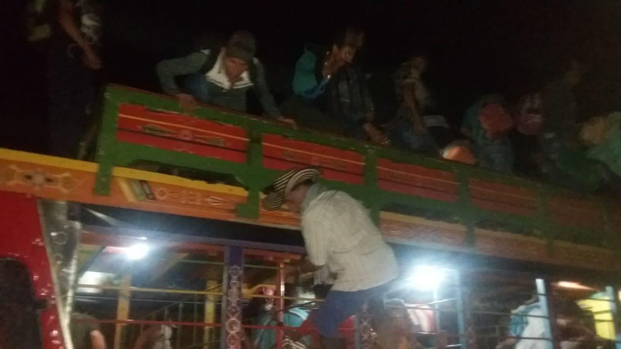 Grupos armados provocan casi mil desplazados en Ituango