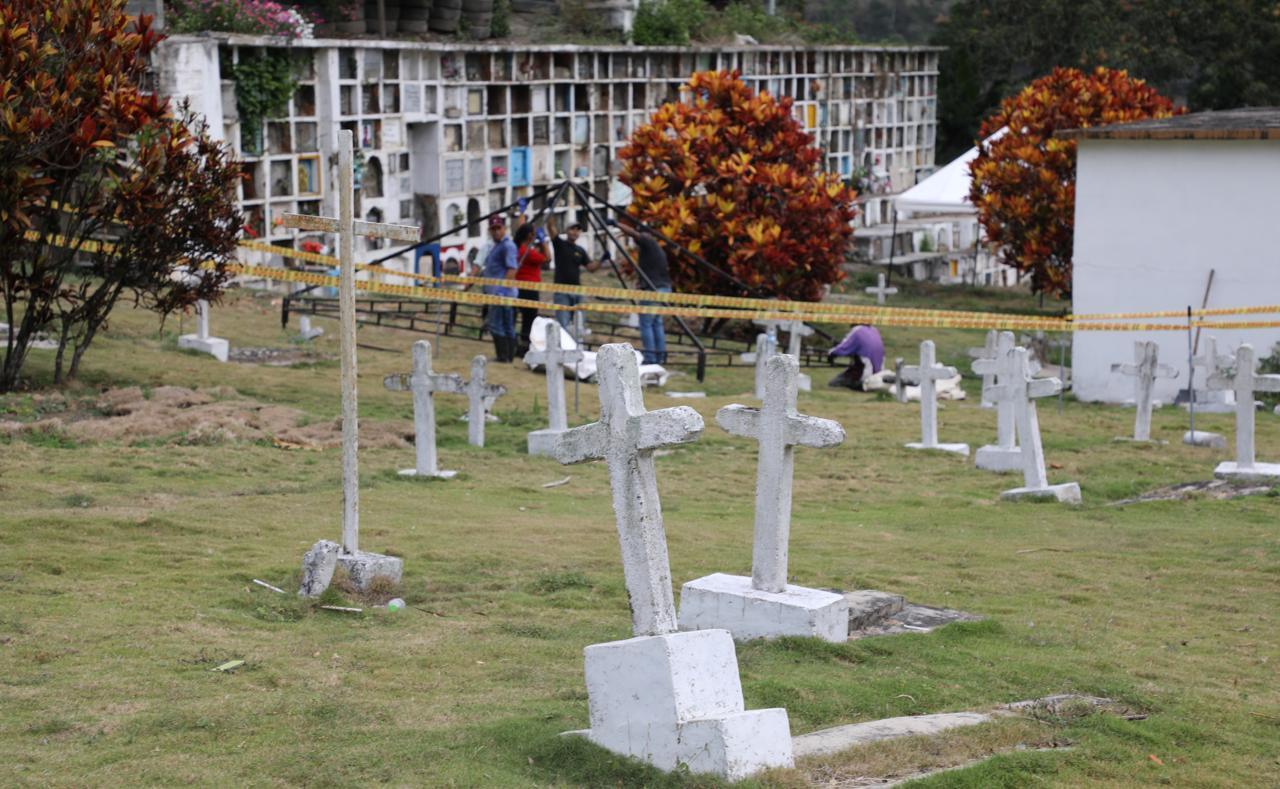 """En fosas comunes hallan cadáveres de víctimas de """"falsos positivos"""""""