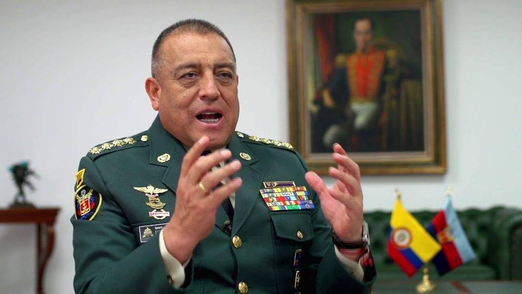 Comandante de las FFMM