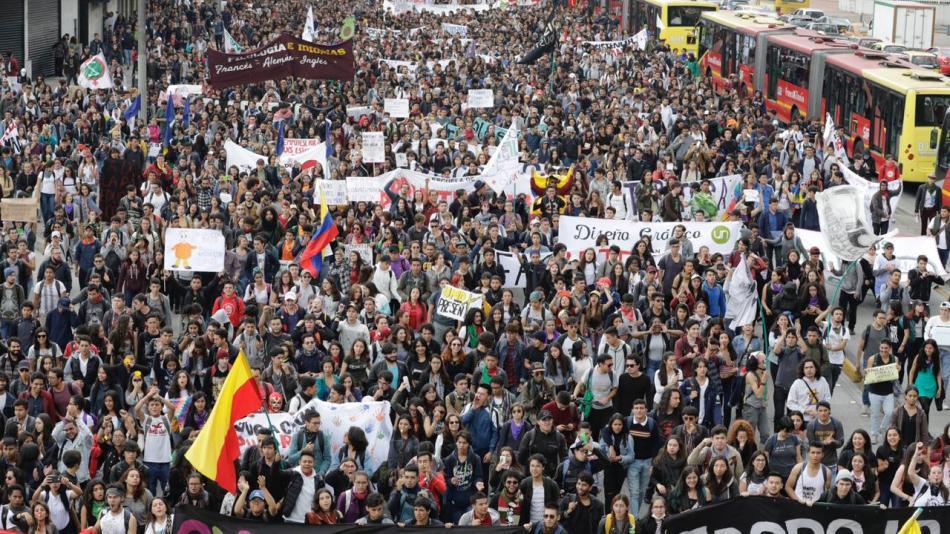 Movilizaciones y plantones se tomarán hoy las principales ciudades del país