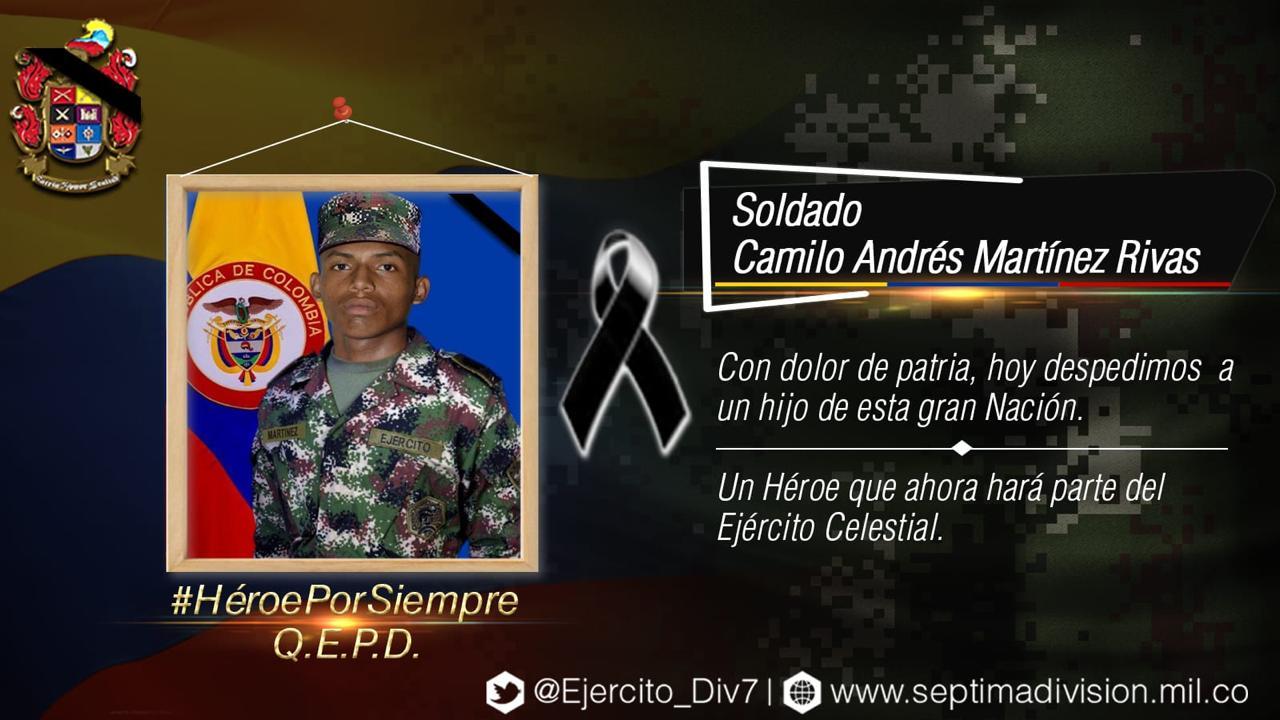 soldado muerto