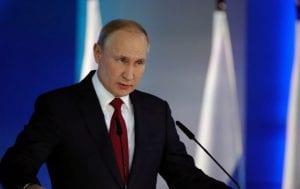 Putin: Mientras yo sea Presidente no habrá matrimonios homosexuales
