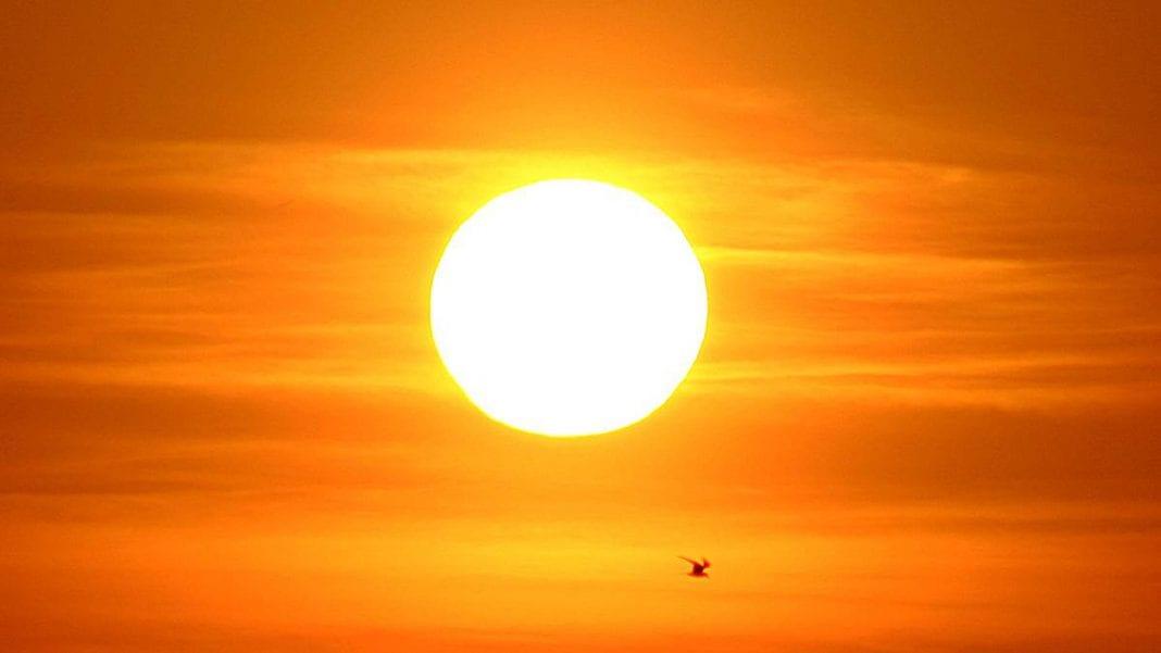 mes más caluroso