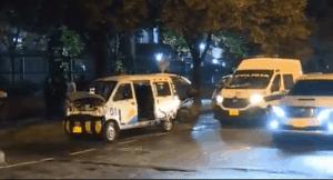 Fleteros atracaron a familia en Bogotá