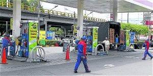 Aumenta desde este mes el precio del combustible
