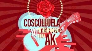 """Cosculluela regresa con """"Un AK"""""""