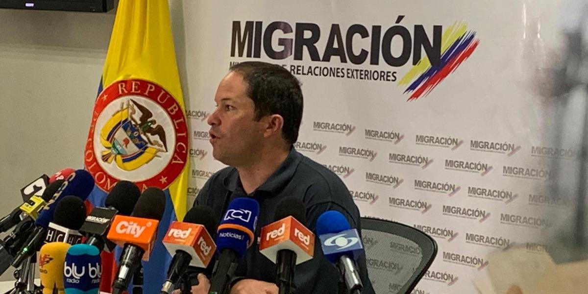 Migración advierte que hay 7 mil connacionales varados en el exterior