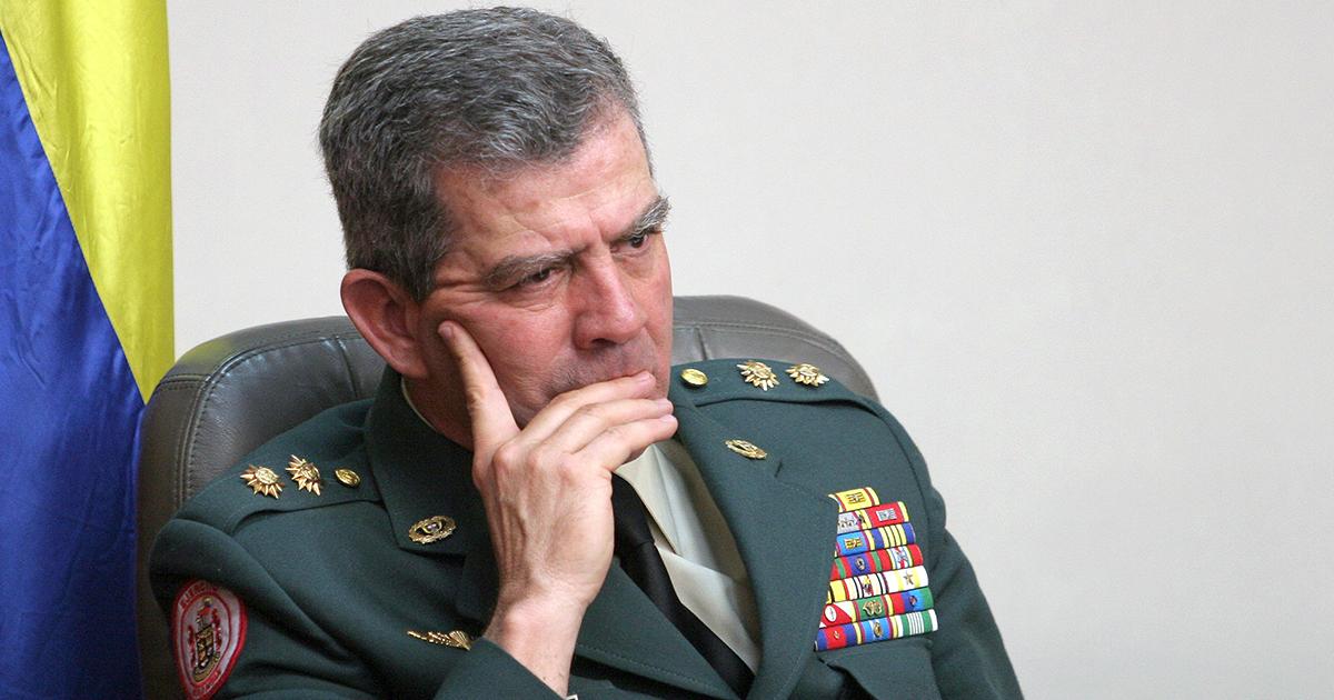 General (r) Montoya pide excusas a militares por declaraciones en la JEP