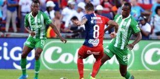 fútbol cuarentena Duque Colombia