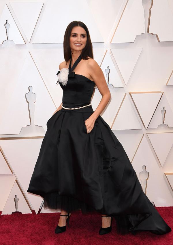 Elegancia en la red carpet de los premios Oscars 2020