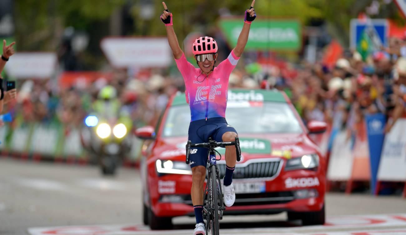 Sergio Higuita es el nuevo líder del Tour Colombia