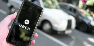 Uber Bogotá