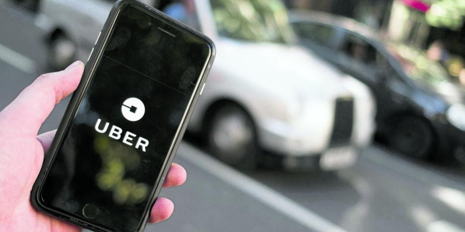 Uber Claro Tigo