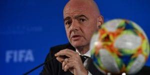 """""""Encontraré la solución para esta problemática"""" Presidente de la Fifa"""