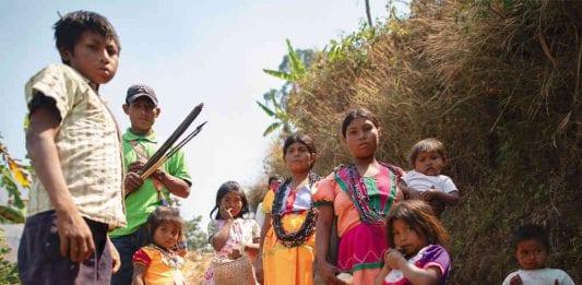 Comunidades indígenas Yupka