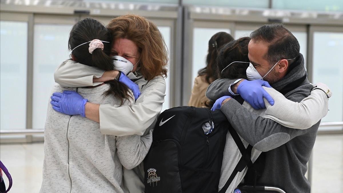Coronavirus España víctimas