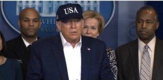 Donald Trump se sometió a la prueba del coronavirus