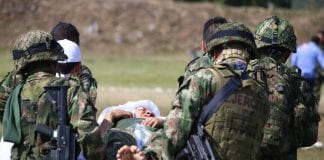 Ejército Nacional Policía