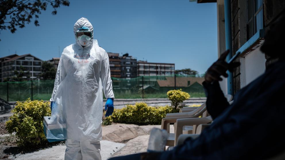 España sufre el coronavirus