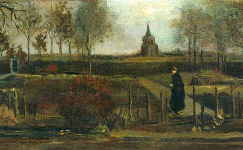 VincentVan Gogh Jardines de Primavera