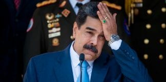 Venezuela frontera