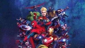 Marvel libera sus historietas para ser leídas en cuarentena