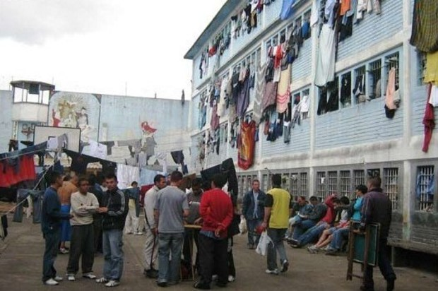 Cárcel de Villavicencio casos