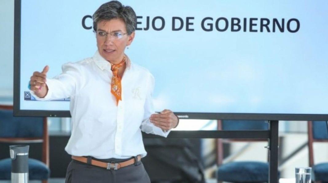 Claudia López reactivar Bogotá